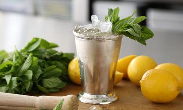 Seventeen-Lemon Mint Julep