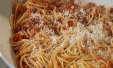 Spaghetti Bolognese, Part 3