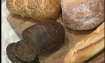 Sweet & Savory Bread, Part 1