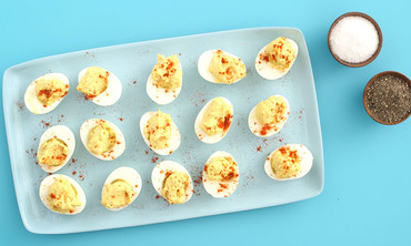 The Creamiest Deviled Eggs
