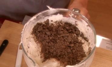 Torrone Semifreddo Dessert