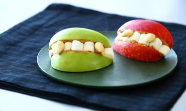 Vampire Lips for Halloween