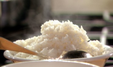 White Rice French Method