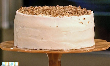 Paula Deen's Hummingbird Cake, Part 2