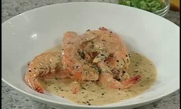 Anthony's Firecracker Shrimp