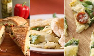 Artichoke Dishes for Spring