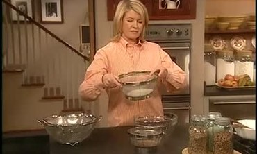 Colander and Sieve Basics