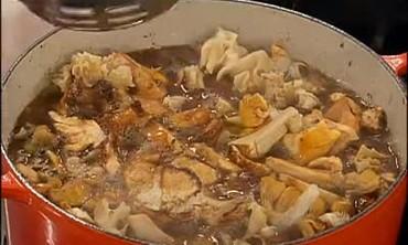Beef and Wild Mushroom Stew