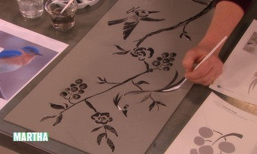 Chinoiserie Painting How-To