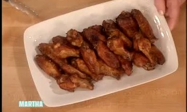 Classic Baked Chicken Wings