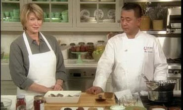Cooking Miso with Chef Nobu