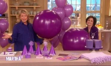 Darcy's Purple Party Ideas