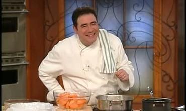 Emeril Prepares a Ham Roast