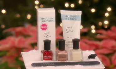 Festive Holiday Nail Colors