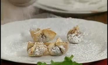 Fried Plum Dumplings Desert
