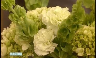Green Floral Arrangements
