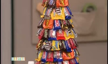 How to Make a Candy Topiary