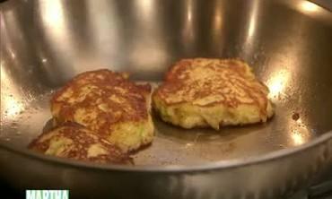 Irish Boxty Potato Pancakes