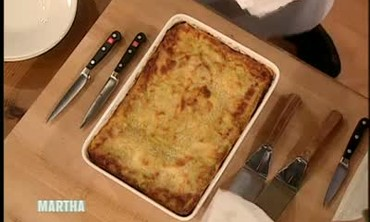 Lasagna Vincisgrassi Recipe
