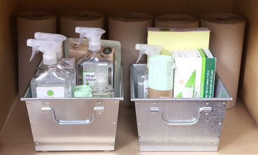 Maximize Under-Sink Storage