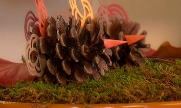 Pinecone Turkey How-To