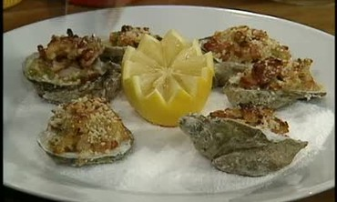 New Orleans Oysters Suzette