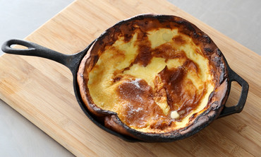 No-Whisk Dutch Baby Pancake