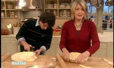Pie Crust with Andy Samberg