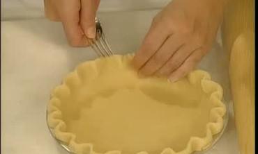 Preparing Pie Crusts, Part 2