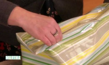 Reusable Lunch Bag How-To