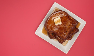 Simple Classic French Toast