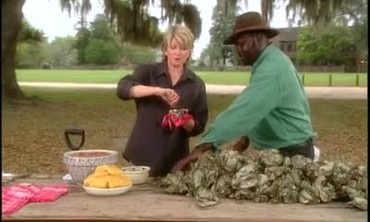 South Carolina Oyster Roast