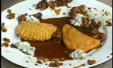 Spicy Duck Empanadas Part 3
