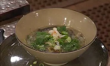 Vietnamese Rice Soup Recipe