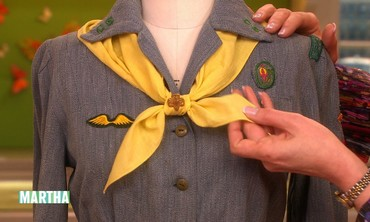 Vintage Girl Scout Uniforms