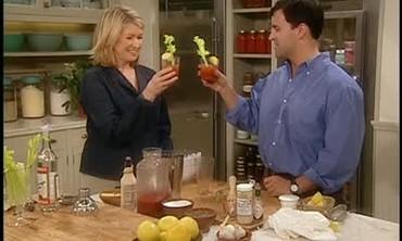 Bloody Marys with Greg Blatt
