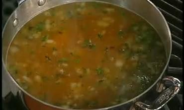 Butternut Squash Soup Part 2