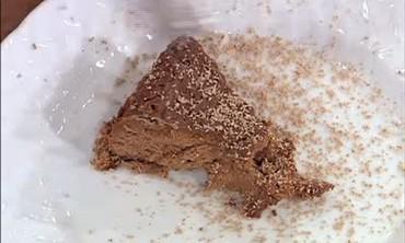 Chocolate-Swirled Cheesecake