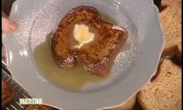 Classic Brioche French Toast