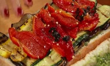 Delicious Pressed Sandwiches