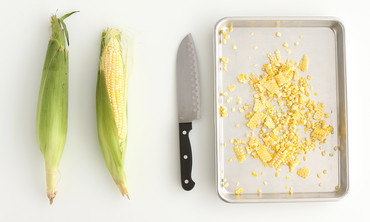 How to Cut Corn From the Cob