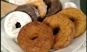 How To Make Doughnuts Part 1