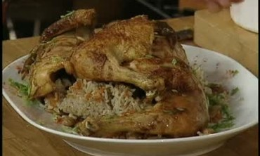 Long Grain Rice With Chicken