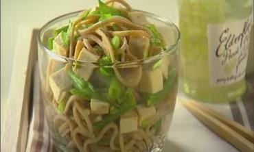 Lunch Box Asian Noodle Salad