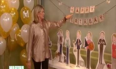 Martha's Birthday Party Ideas