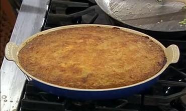 Oyster Pan Roasted Casserole