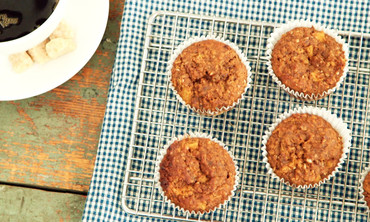 Pineapple Bran Muffin Recipe