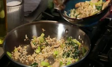 Thai Style Fried Rice, Part 2