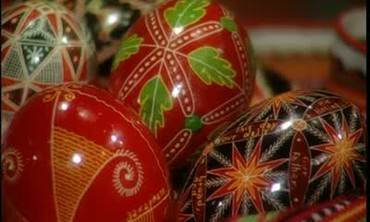Ukrainian Easter Eggs, Part 1