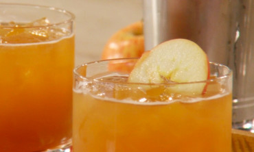 Bourbon Cider Cocktail Recipe
